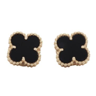 Van Cleef & Arpels 18K Sweet Alhambra Earstuds
