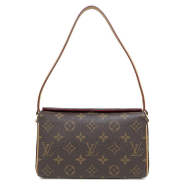 Louis Vuitton  Monogram  Recital Bag