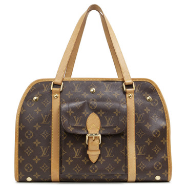 Louis Vuitton Monogram Baxter GM Dog Carrier