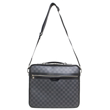 Louis Vuitton Damier Graphite Steeve Messenger Bag