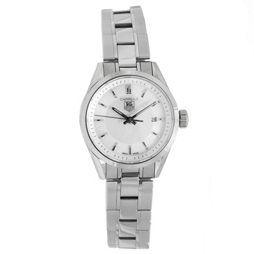 Tag Heuer Stainless Steel Carrera Ladies Watch WV1415