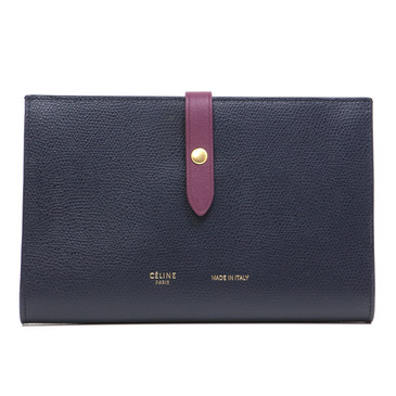 Celine Large Multifunction Strap Wallet