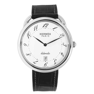 Hermes Arceau 41.5mm Automatic Watch AR4.810