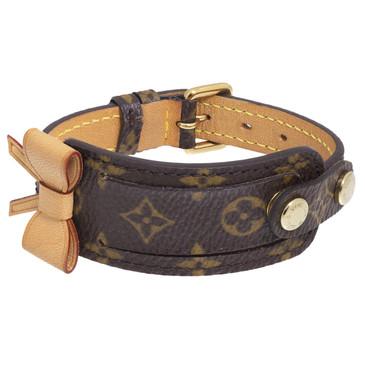 Louis Vuitton Monogram Porte Adresse Bracelet