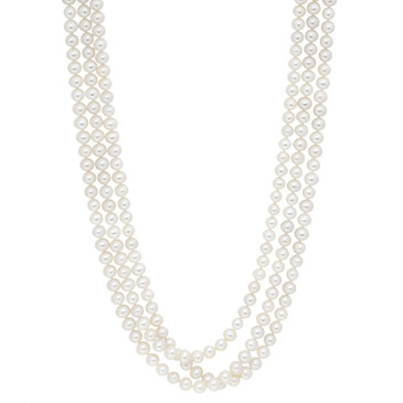 Tiffany & Co. Ziegfeld Collection Pearl Strand Necklace