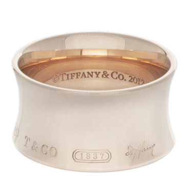 Tiffany & Co. Rubedo 1837 Wide Ring