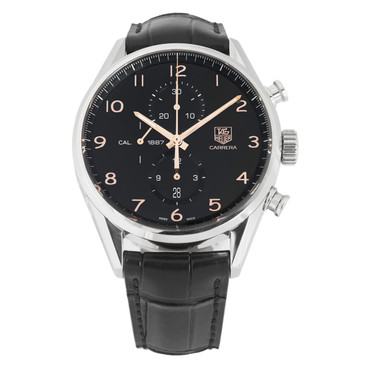 Tag Heuer Carrera Calibre 1887 Chronograph Automatic Watch CAR2014