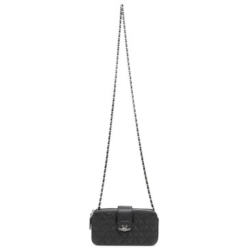 Chanel Black Clutch with Chain