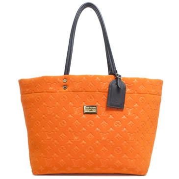Louis Vuitton Orange Monogram Scuba MM