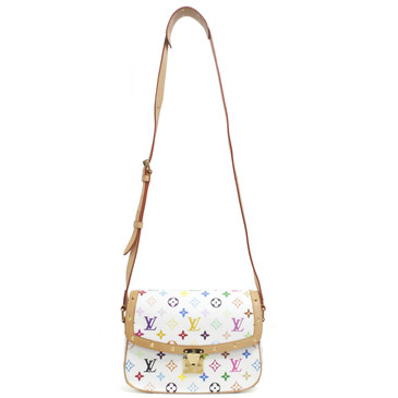 Louis Vuitton Multicolor Sologne Shoulder  Bag