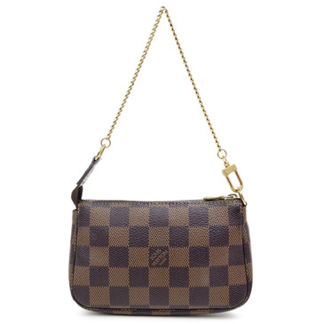 Louis Vuitton Damier Ebene Mini Pochette Accessories
