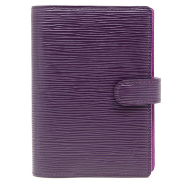 Louis Vuitton Cassis Epi Small Ring Agenda Cover