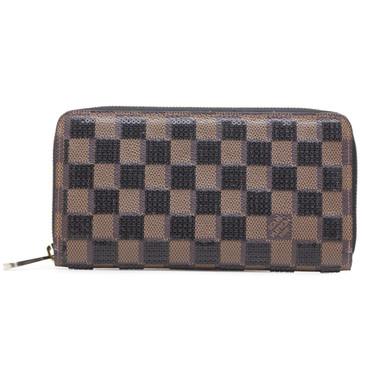 Louis Vuitton Damier Paillettes Zippy Wallet