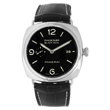 Panerai Radiomir Black Seal 3 Days Automatic Watch PAM388