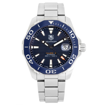 Tag Heuer Aquaracer Calibre 5 Automatic Watch WAY211C.BA09
