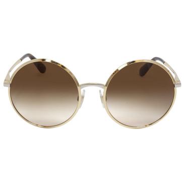 Dolce & Gabbana Vintage Round Frame Sunglasses ODG2155