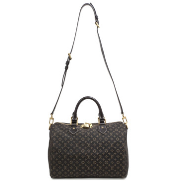 Louis Vuitton Monogram Idylle Speedy 30  Bandouliere