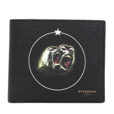 Givenchy Monkey Brothers Bifold Wallet