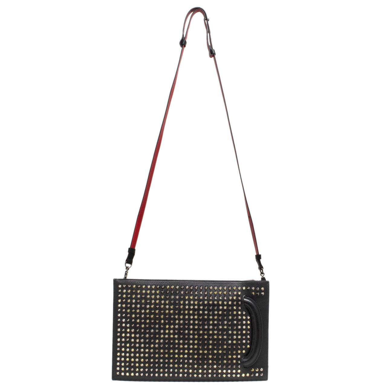 371d6e9a55a Christian Louboutin Trictrac Small Portfolio Bag
