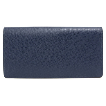 Louis Vuitton Ocean Taiga Brazza Wallet