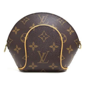 Louis Vuitton Monogram Ellipse  Wristlet