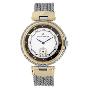 Philippe Charriol Celtic Cable 33mm Watch