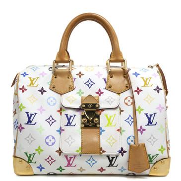 Louis  Vuitton  Multicolor Speedy 30