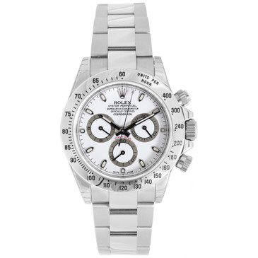 Rolex Stainless Steel Cosmograph Daytona  116520