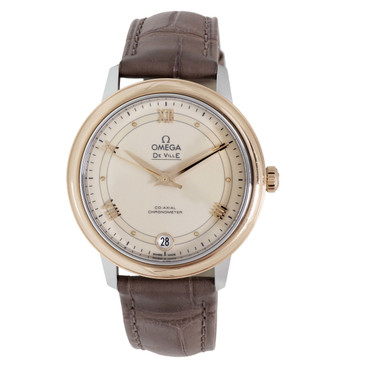 Omega De Ville Prestige Co-Axial 32.7mm Watch 424.23.33.20.09.001