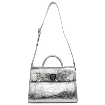 Christian Dior Metallic Calfskin Medium Diorever