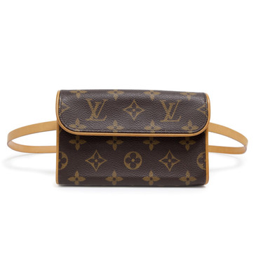 Louis Vuitton Monogram Florentine Waist  Clutch