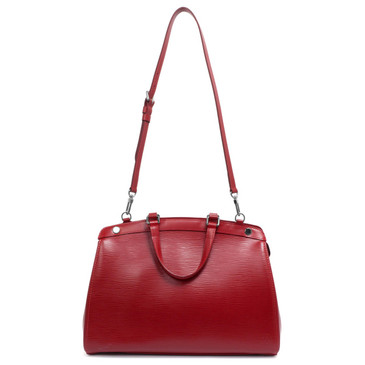 Louis Vuitton Red Epi Brea MM
