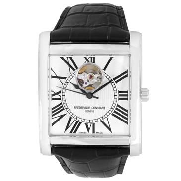 Frederique Constant Classics Large Carree Heart Beat Automatic Watch