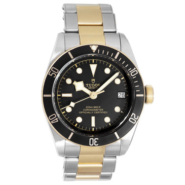 Tudor Black Bay S&G Automatic Watch 79733N