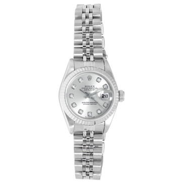 Rolex Stainless Steel Ladies Datejust 69174