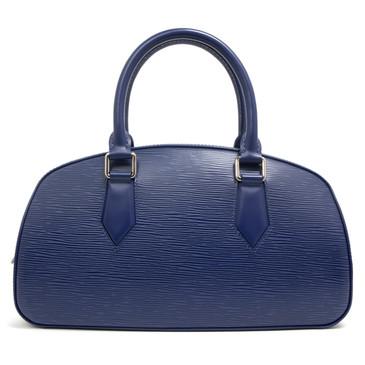 Louis Vuitton Blue Epi Leather Jasmin Bag