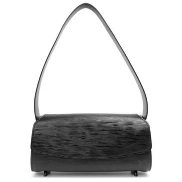 Louis Vuitton Black Epi Leather Nocturne PM