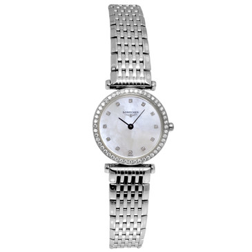 Longines La Grande Classique Quartz Ladies Watch L4.241.0.80.6