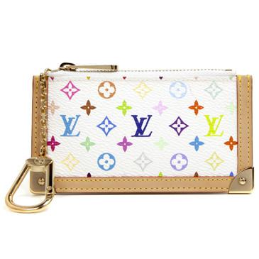 Louis Vuitton Multicolor Key Pouch