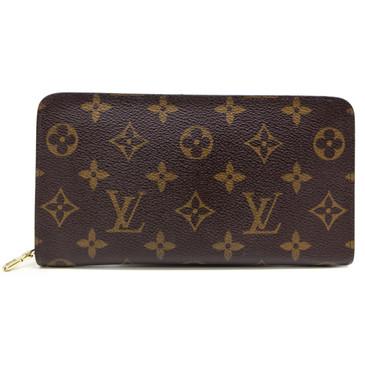Louis Vuitton Monogram Porte-Monnaie Zippy Wallet