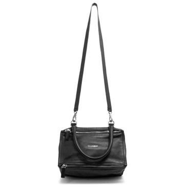 Givenchy Black Sugar Goatskin Small Pandora Bag