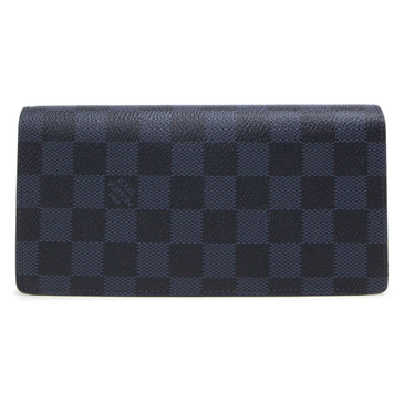 Louis Vuitton Damier Cobalt Brazza Wallet
