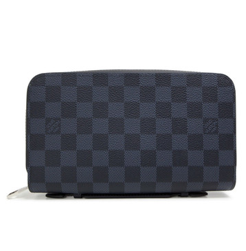 Louis Vuitton Damier Cobalt Zippy XL Wallet