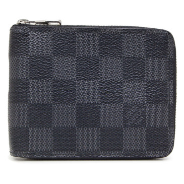 Louis Vuitton Damier Graphite Compact Zippy Wallet