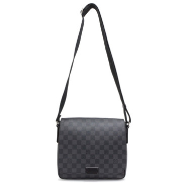 Louis Vuitton Damier Graphite District PM Messenger Bag