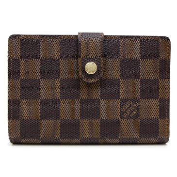 Louis Vuitton Damier Ebene French Purse
