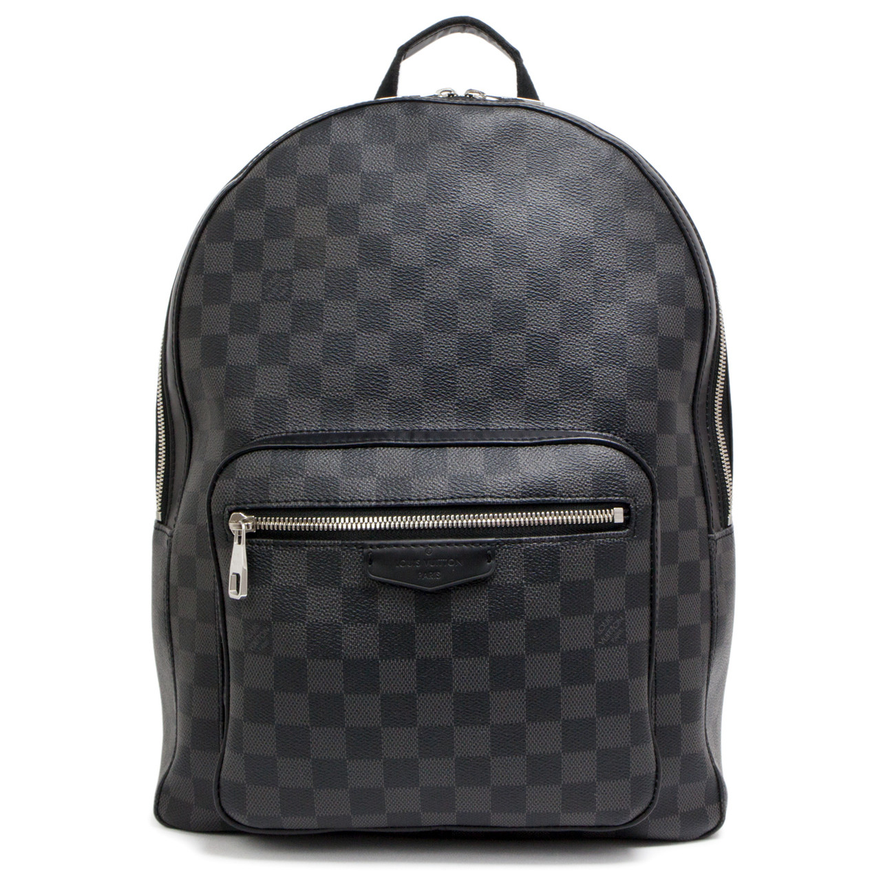 c6ca965fddb3 Louis Vuitton Damier Graphite Josh Backpack - modaselle