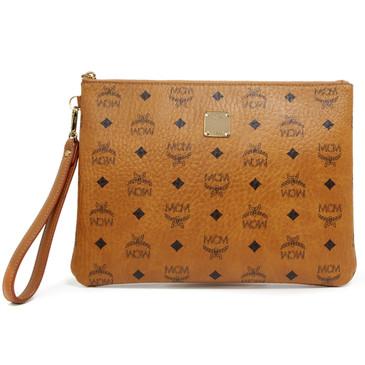 2fa5dc82ea60 Louis Vuitton Damier Graphite Zippy Organizer. Compare. Recently Sold. MCM  Cognac Visetos Canvas Stark Wristlet Pouch