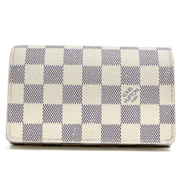 Louis Vuitton Damier Azur Tresor Wallet
