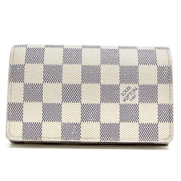 Louis Vuitton Damier Azur Tresor Wallet